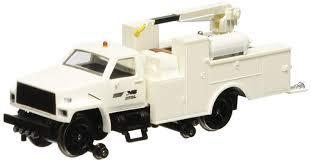 100 Norfolk Truck Amazoncom Bachmann Industries Maintenance Of Way Hi Rail Equipment