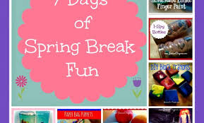 Top Result Diy Crafts Blogs Fresh 7 Days Of Spring Break Fun Projects For The