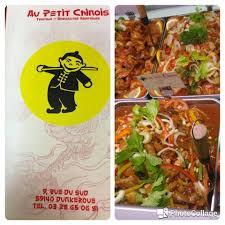 cours cuisine dunkerque au petit chinois l atelier de vane home dunkerque menu