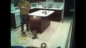 Clarke Floor Sander Edger Super 7r by Professional Dustless Hardwood Floor Sanding And Finishing Youtube