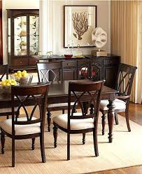 Bradford Dining Room Furniture Collection Round With Four Chairs Macys