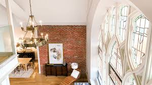 100 Converted Churches For Sale We Cant Get Over The Windows In This Church Condo