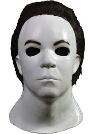 Halloween 8 Resurrection Mask by Halloween H2o Twenty Years Later Michael Myers Version 2 Latex