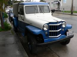Willys Jeep Truck - Wikipedia