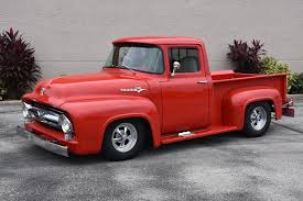 100 1956 Ford Truck F100 Ideal Classic Cars LLC