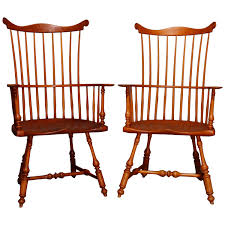 American Colonial Windsor Chairs - 13 For Sale At 1stdibs