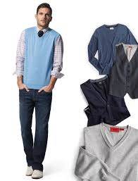 Business Casual Style Pullovers And Jackets