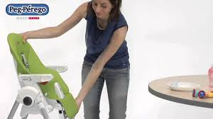 Tatamia High Chair Video by Prima Pappa Zero3 Youtube