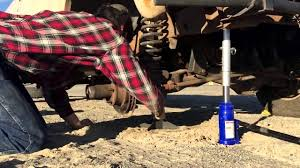 100 Truck Jack Stands How To Bottle Truck Lift With Jack Stand By SAFE JACK YouTube