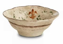 Rustic Italian Cereal Or Pasta Bowl