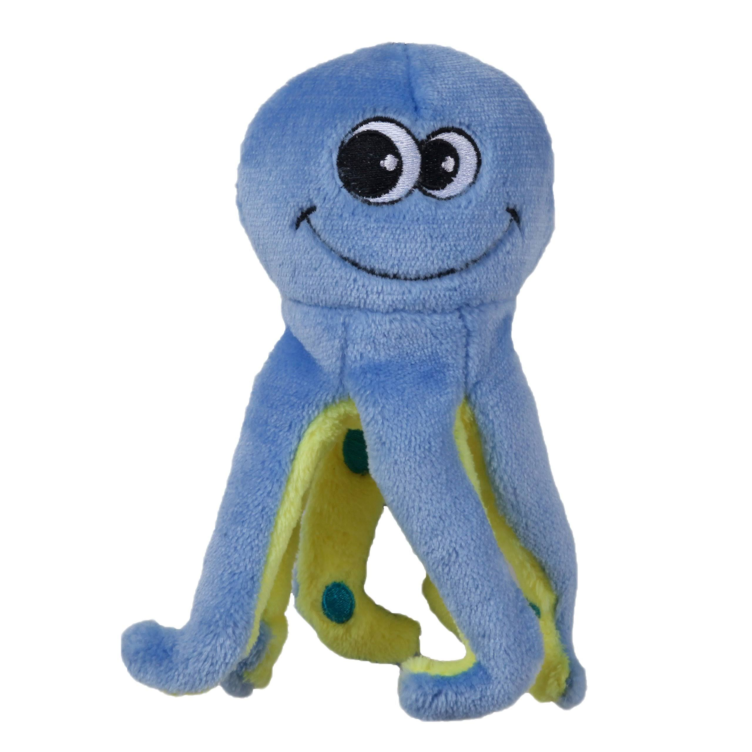 Smart Pet Love Tender Tuff Curly Leg Octopus Dog Toy, Medium