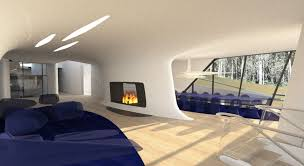 100 Capital Hill Residence Interior Design Zaha Hadid Architects
