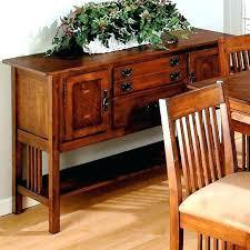 Dining Room Servers Sideboards Craftsman Mission Oak Buffet Server Sideboard View Images Furniture China