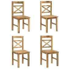 stühle im landhaus stil aus massivholz für die küche günstig