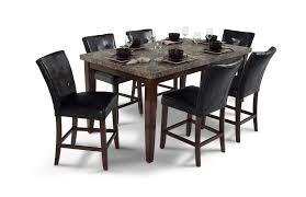 montibello 42 x 70 counter 7 piece set bob s discount furniture