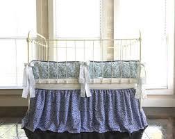 Shabby Chic Nursery Bedding by Floral Crib Bedding Etsy