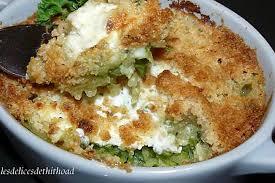 boursin cuisine recettes recette de crumble de courgettes au boursin