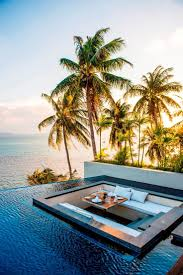 100 Resorts With Infinity Pools I Want My Seating Area In The Middle Of An Infinity Pool Let Us