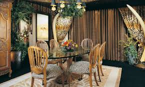 African Safari Themed Living Room by Peppermill Tower Safari Adventure Super Suite Peppermill Resort