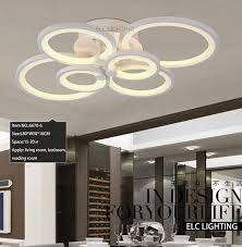 modern ceiling design smart lighting dimmable ceiling decoration