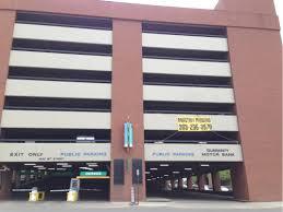 18th and Market Street Garage Parking in Denver