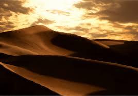 Erg Desert Dune Singing Sand