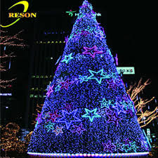 Party Lighting 6ft Fiber Optic Christmas Tree