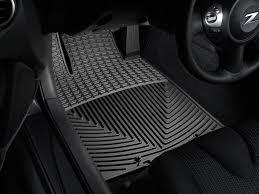 Nissan Armada Floor Mats Rubber by 2016 Nissan 370z All Weather Car Mats All Season Flexible