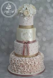 Special Pictures Of Vintage Wedding Cakes Design