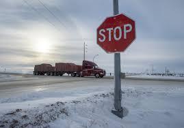 100 Truck Driving Schools In Washington Mandatory Truck Driver Training Begins In Saskatchewan CTV News
