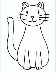 Coloring Books Pages Cats In Exterior Free Kids An Attribute Of 10 Digital Imagery