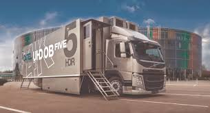 Croatel Invests In UHD/HDR OB Truck. TVC - TV&communications Systems