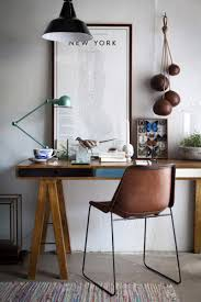 bureau stylé inspiration bureau style industriel loft atelier frenchyfancy 1