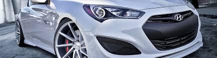Hyundai Genesis Coupe Accessories & Parts CARiD