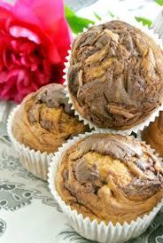 bananen nutella swirl muffins rezeptebuch