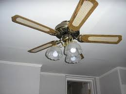 Gyro Ceiling Fans With Lights by Vintage Ceiling Fans 5 Blade 5 Lights Bronze Vintage Style