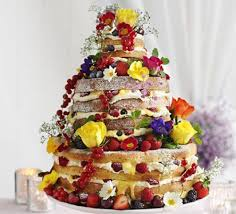 Frances Quinns Summers Day Wedding Cake