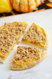 Easy Pumpkin Desserts by Pumpkin Dessert Flatbread Finding Zest