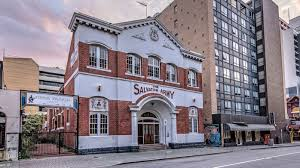 100 Warehouse Conversions For Sale A Former Salvation Army Hall Turned Trendy Warehouse