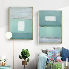 crazystore leinwand kunst wände malerei 2x30x50cm kein