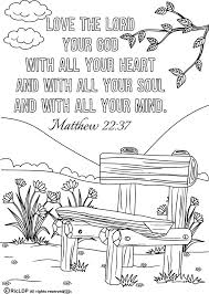 Free Bible Coloring Pages Pdf Printable