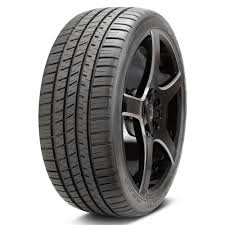 100 Sport Truck Tires MICHELIN Pilot AS 3 25540ZR18 95Y Quantity Of 2