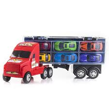 Zmoon Transport Carrier Truck Toy, Car Transporter With 12 Colorful ... Team Hot Wheels Truckin Transporter Stunt Car Youtube Sandi Pointe Virtual Library Of Collections The 8 Best Toy Cars For Kids To Buy In 2018 Mattel And Go Truckdwn56 Home Depot Wvol Hand Carryon Wild Animals Transport Carrier Truck 1981 Hotwheels Rc Car Carrier Hobbytalk Other Radio Control Prtex 24 Detachable Aiting Carry Case Red Mega Hauler Big W Hshot Trucking Pros Cons The Smalltruck Niche Walmartcom