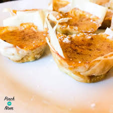 Mcdonalds Pumpkin Pie Calories by Low Syn Mini Pumpkin Pies Slimming World Pinch Of Nom
