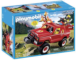 100 Playmobil Fire Truck Buy PLAYMOBIL Terrain In Cheap Price On Alibabacom