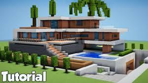 100 Modern Beach Home Minecraft How To Build A House Tutorial 10 YouTube