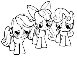 Permalink To Cute My Little Pony Coloring Pages Rainbow Dash