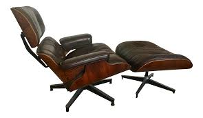 Rosewood Charles Eames For Herman Miller Lounge Chair & Ottoman - A ... Vitra Eames Lounge Chair Charles Herman Miller Walnut Evans Lcw By And Ray Rosewood Ottoman Palm Beach And For For Sale At 1stdibs 670 Retro Obsessions Vintage Office Designs In Black Leather Rare White By A