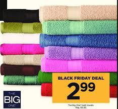Kohls Bath Towel Sets by Kohl U0027s Black Friday The Big One Bath Towels For 2 99