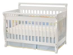 Davinci Modena Toddler Bed by Rockland Hartford Flattop Crib Antique White Convertible Cribs